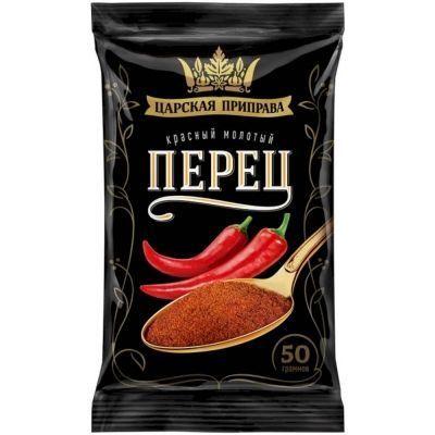 Перец красный молотый Царская приправа (пакет)