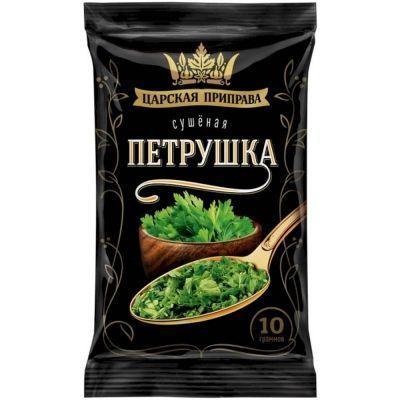 Петрушка зелень сушеная Царская приправа (пакет)