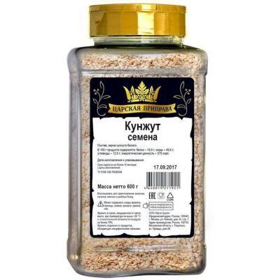 Кунжут семена Царская приправа (пэт банка)