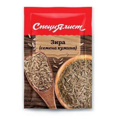 Зира (кумин семена) СпециЯлист (пакет)