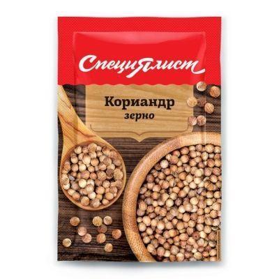 Кориандр зерно СпециЯлист (пакет)