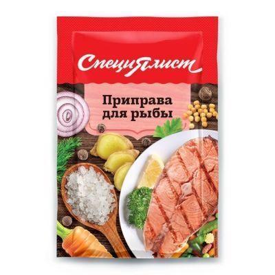 Приправа СпециЯлист для рыбы (пакет)