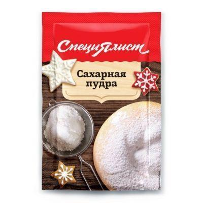 Сахарная пудра СпециЯлист (пакет)