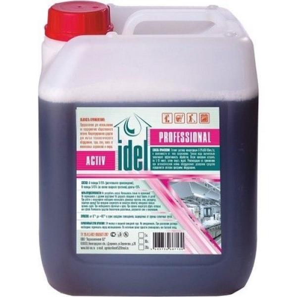 Средство IDEL ACTIV для мытья технологического оборудования