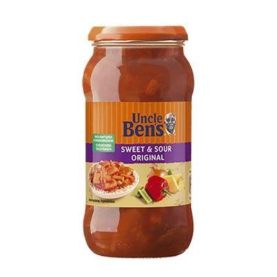 Соус Uncle Bens кисло-сладкий