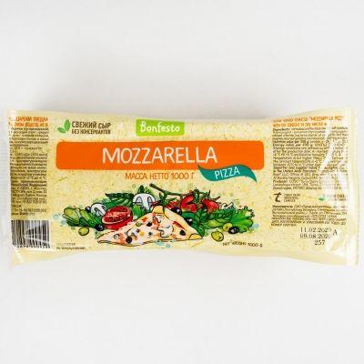 Сыр Моцарелла Bonfesto для пиццы 40%