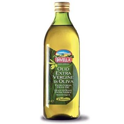 Масло оливковое Divella Extra Vergine