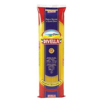 Паста Divella Спагетти Ristorante (d 1,6 mm)