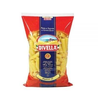 Паста Divella Ригатони