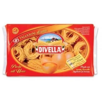 Паста Divella Тальолини яичные гнезда
