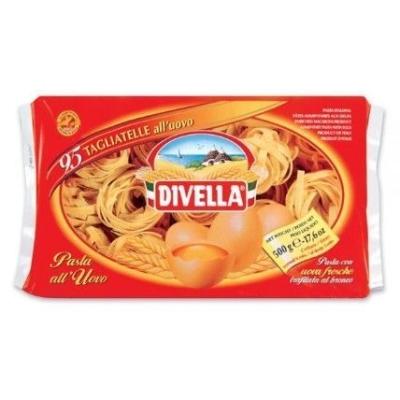 Паста Divella Тальятелле яичные гнезда