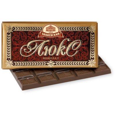 Шоколад Бабаевский Люкс