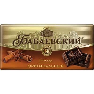 Шоколад Бабаевский оригинальный