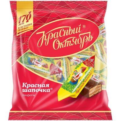 Конфеты Красный Октябрь Красная шапочка