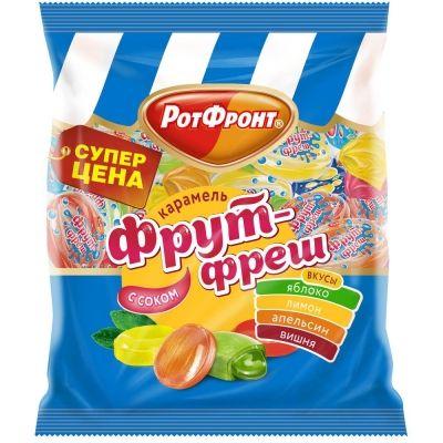 Карамель Рот Фронт Фрут-фреш микс
