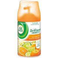 Освежитель воздуха Air Wick Freshmatic Refill сменный флакон Анти-табак Апельсин и Бергамот