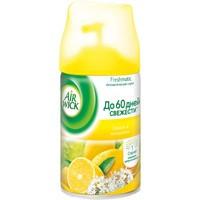 Освежитель воздуха Air Wick Freshmatic Refill сменный флакон Лимон и Женьшень