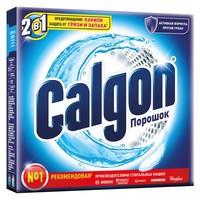 Средство Calgon 2 в 1 для смягчения воды и предотвращения накипи