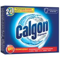 Средство Calgon 2 в 1 для смягчения воды и предотвращения накипи порошок