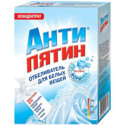 Отбеливатель Антипятин для белых вещей с актив кислородом и энзимами