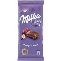 Шоколад Милка изюм