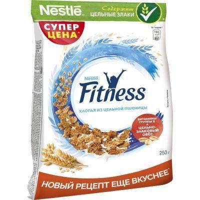 Сухой завтрак Нестле 'Фитнес' пакет