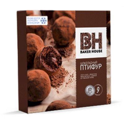 Пирожные Baker House Птифур Шоколадный