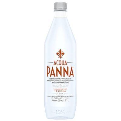 Вода минеральная Acqua Panna негазированная пэт