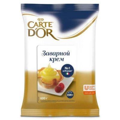 Смесь десертная cухая Carte D'or Заварной Крем