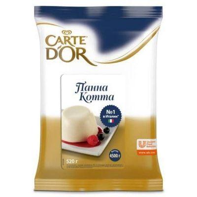 Смесь десертная cухая Carte D'or Паннакота