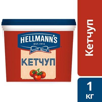 Кетчуп Hellmann`s томатный