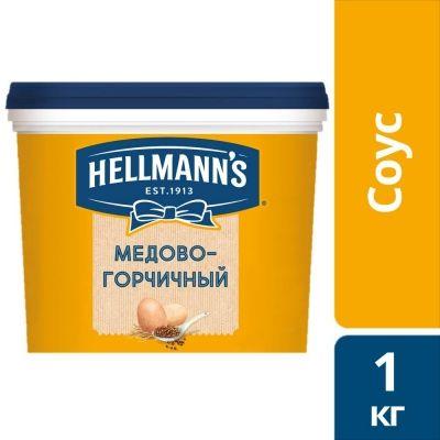 Соус Hellmann`s медово-горчичный