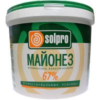 Майонез Solpro Провансаль классический 67% ведро