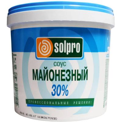 Соус майонезный Solpro Легкий 30%