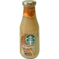 Напиток кофейный молочный стерилизованный Starbucks Caramel Frappucсino