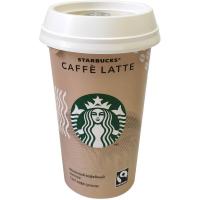 Напиток кофейный молочный ультрапастеризованный Starbucks Caffe Latte