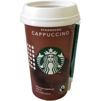 Напиток кофейный молочный ультрапастеризованный Starbucks Cappuccino