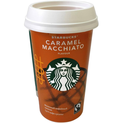 Напиток кофейный молочный ультрапастеризованный Starbucks Caramel Macchiato