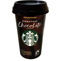 Напиток молочный ультрапастеризованный с шоколадным вкусом Starbucks Signature Chocolate
