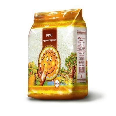 Рис круглозерный Колобок