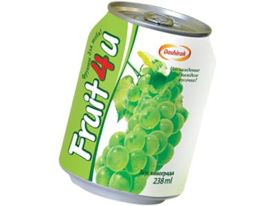 Напиток 'Fruit4U' виноград