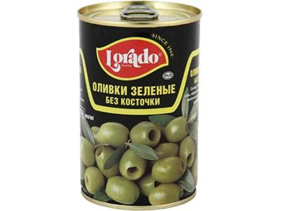 Оливки зеленые 'Lorado' без косточки