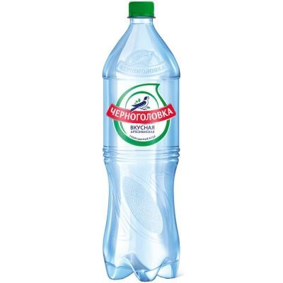 Вода минеральная Черноголовская газированная ПЭТ