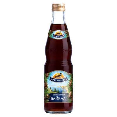 Напиток безалкогольный Черноголовка 'Байкал' газированный с/б