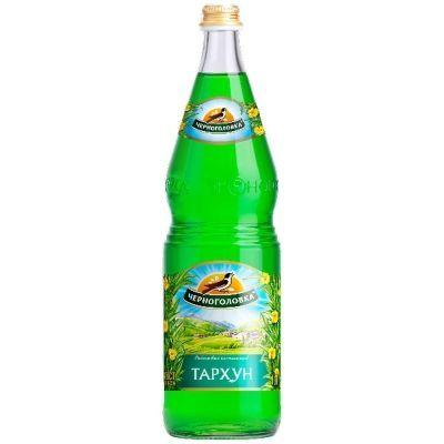 Напиток безалкогольный Черноголовка 'Тархун' газированный с/б