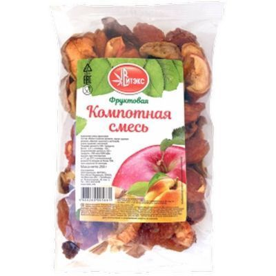 Компотная смесь фруктовая Витэкс