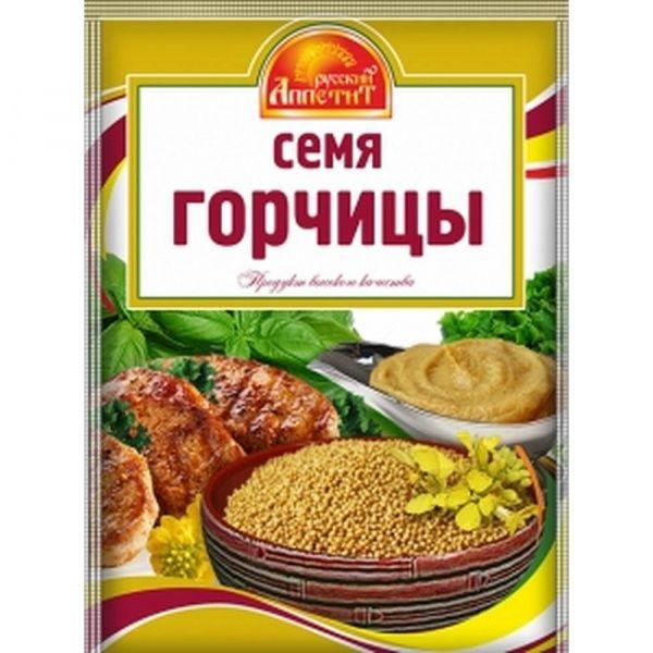 Семя горчицы Русский аппетит