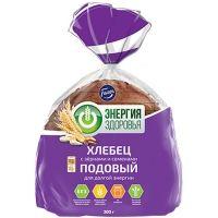 Хлебец Хлебный Дом с зернами и семенами Подовый