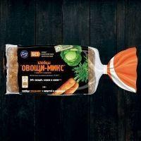Хлебцы Fazer Овощи-микс капуста, морковь