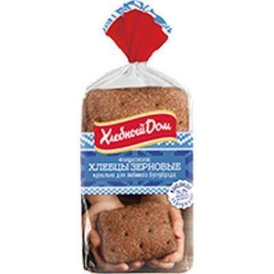 Хлебцы Хлебный Дом Финские Зерновые